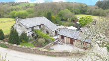 £565,000 - 3 Bedroom Grade II Listed Former Water Mill For Sale in Trewen area – click for details