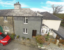 £160,000 - 2 Bedroom Terraced Cottage For Sale in South Petherwin area – click for details