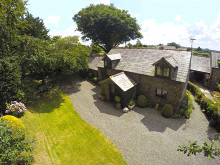 SSTC - £350,000 - 3 Bedroom Detached Barn Conversion For Sale in Trebursye area – click for details
