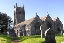 South Petherwin, St. Paternus Church, Cornwall © Roger Pyke
